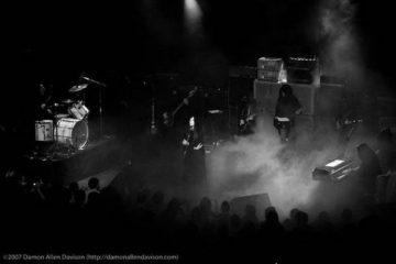 Performing w/ Sunno))) London Forum 2007
